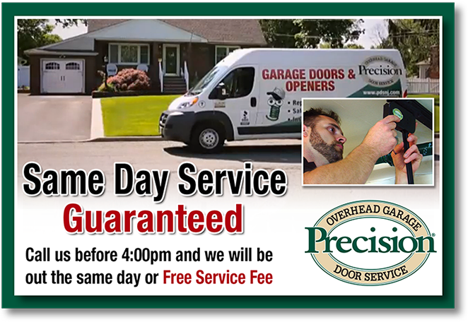 Precision Garage Door Spring Repair Louisville Kentucky Fix